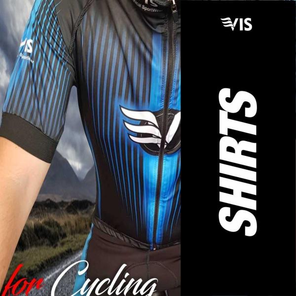Camisetas de ciclismo personalizadas