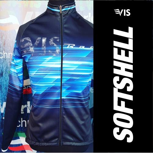Crea tu propia chaqueta softshell de ciclismo personalizada
