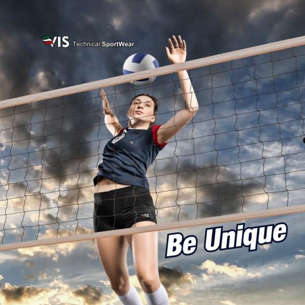 Ropa deportiva de voleibol personalizada